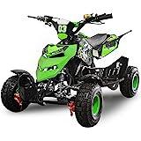 "49cc Kinderquad Repti 4 Deluxe"" Miniquad Mini Quad ATV Bike Kinder Pocketquad Kinderfahrzeug Pocket"