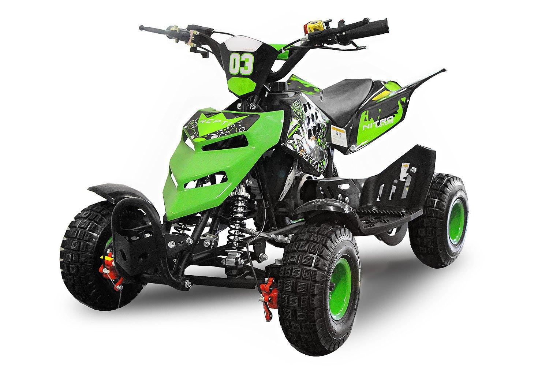 49cc Kinderquad Repti 4 Miniquad Mini Quad ATV Bike Kinder Orange