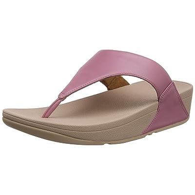 FitFlop Women's Lulu Toe Post-Leather Flip-Flop | Flip-Flops