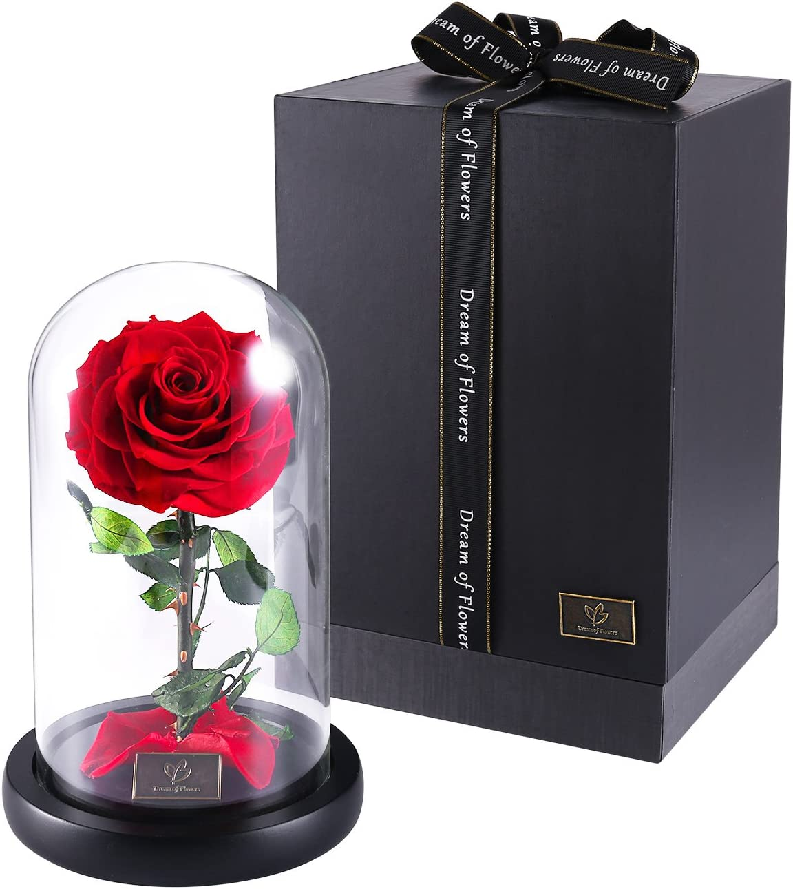 Super Saturday Beauty And The Beast Rose Forever Rose