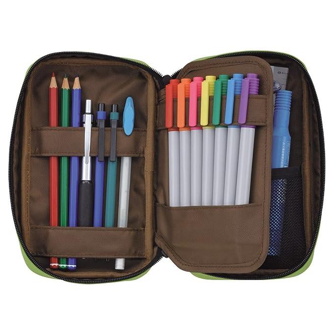 Bolígrafo con cremallera doble LIHIT LAB: Amazon.es: Oficina ...