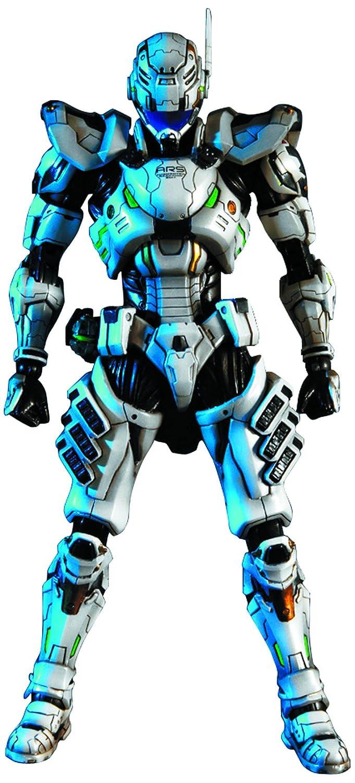 vanquish game suit. amazoncom square enix vanquish play arts kai sam gideon action figure toys u0026 games game suit