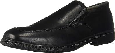 Geox Federico N, Mocassins (loafers) Garçon, Noir (Black