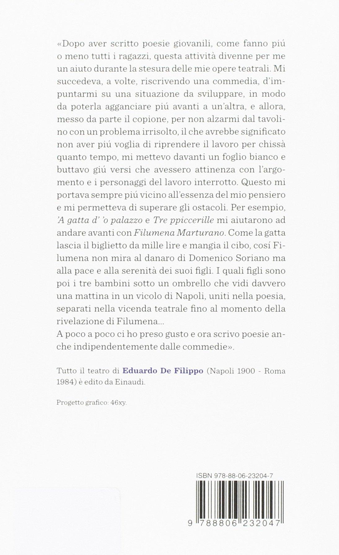 Le Poesie Amazon Co Uk De Filippo Eduardo 9788806232047 Books