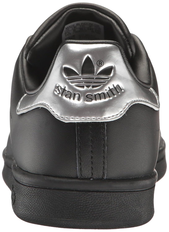 adidas Originals Women's Stan Smith Fashion Sneakers B01HNF83YE 7 B(M) US|Black/Black/Supplier Colour