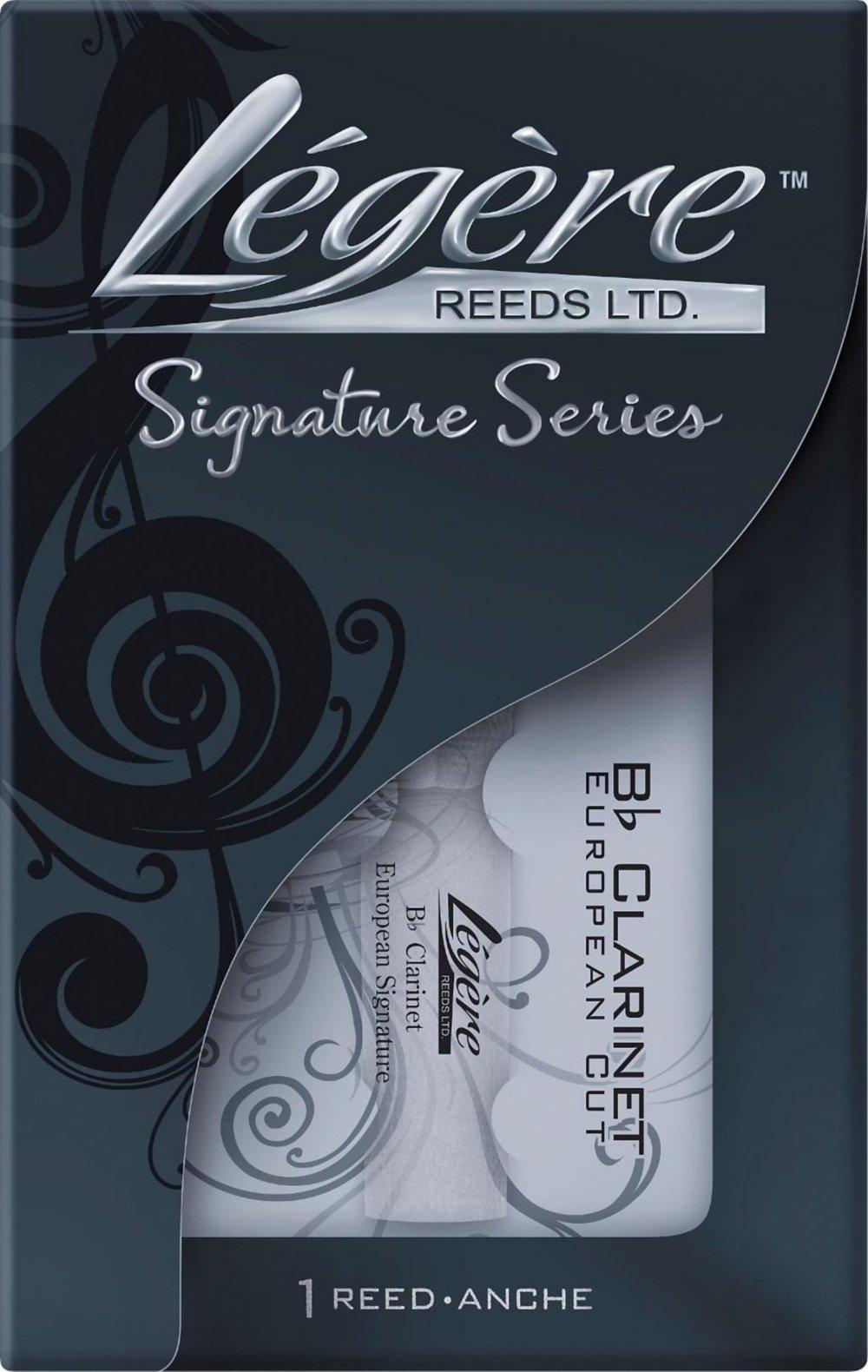 Legere Bb Soprano Clarinet European Signature (3.75)