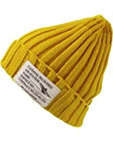 HIROMARUjp ニット帽 タグ付き ニットキャップ 帽子 秋冬春用 全17色 男女兼用