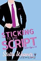 Sticking to the Script (Cipher Office Book 2) Kindle Edition