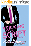 Sticking to the Script: An Opposites Attract M/M Romance (Cipher Office Book 2)