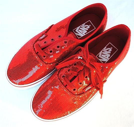 Vans Authentic Fashion Shoe (Glitter