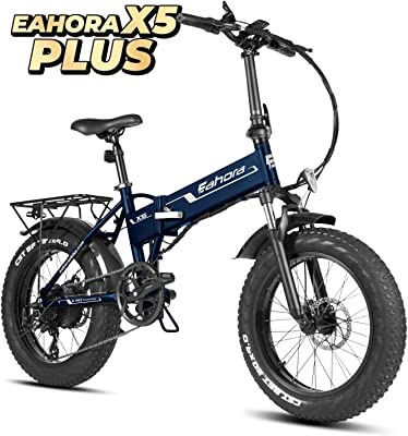 Eahora X5 Folding Electric Bike