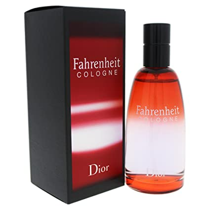 Amazon.com : Christian Dior Fahrenheit Cologne for Men, 2.5 Ounce : Beauty