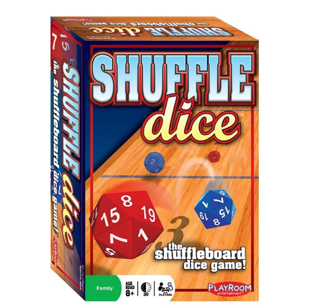 Shuffle Dice Playroom Entertainment PLE23400