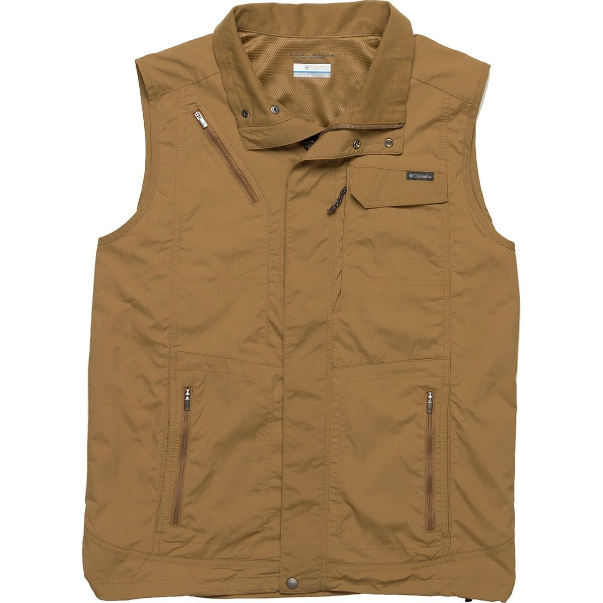 Columbia Men's Silver Ridge Ii Vest, Delta, Small
