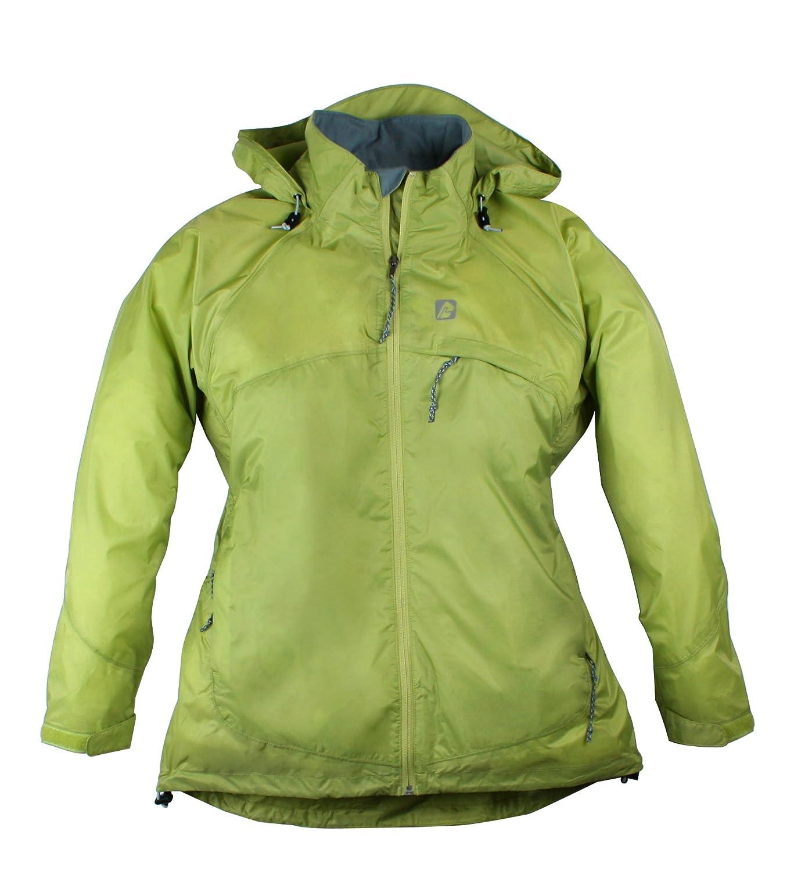 Womens Lined Rain Jacket