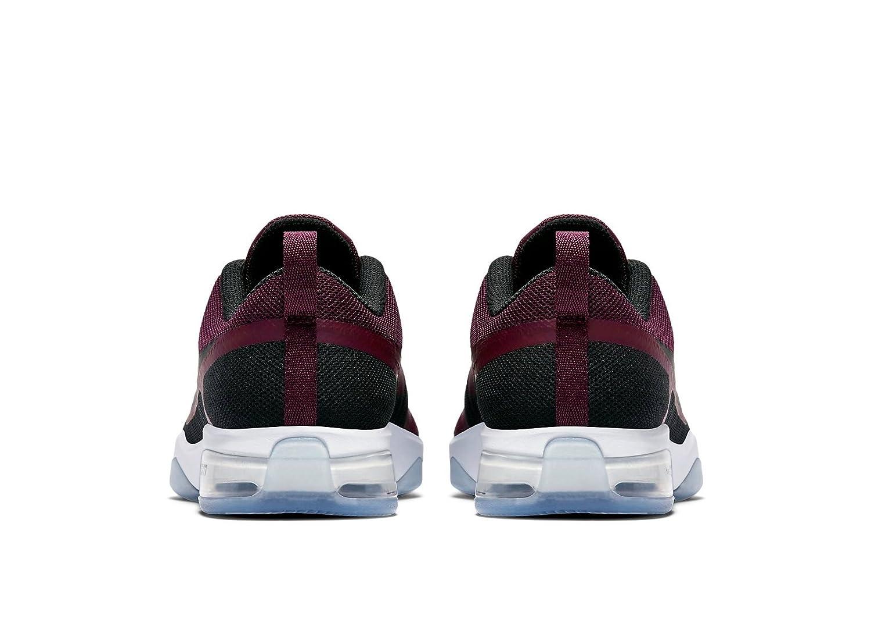 Nike , Damen Sneaker, Violett BordeauxBlack Größe: 40