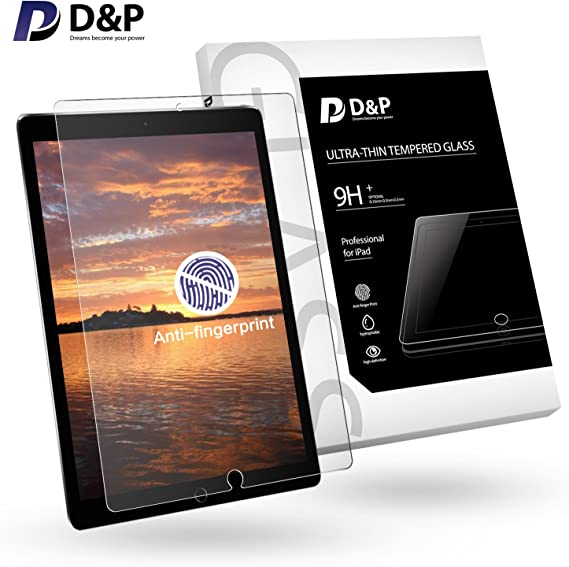 3//6X Clear//Anti-Glare Matte Screen Protector for Apple iPad Pro 9.7 10.5 11 12.9