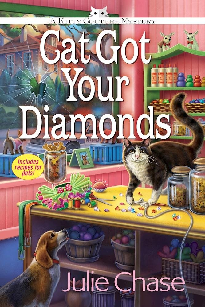 Cat Got Your Diamonds Couture product image