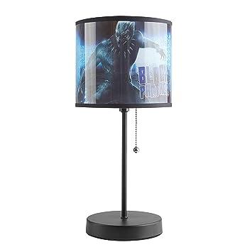 Amazon.com: Lámpara de mesa, Pantera negra: Toys & Games