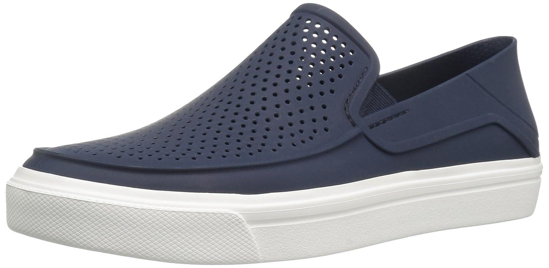 Citilane Slip-on Sneaker Women, Mujer Zapato, Azul (Navy), 39-40 EU Crocs