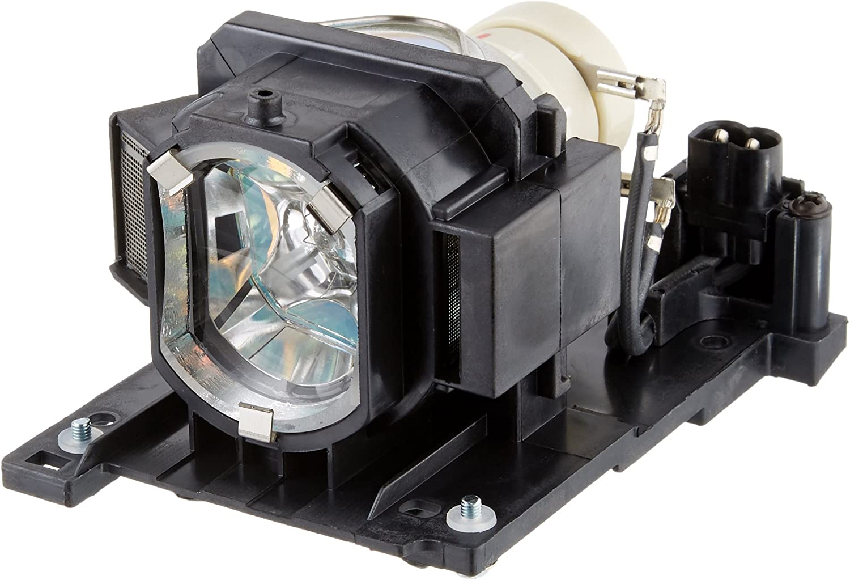Amazon.com: Lámpara de proyector DT01021 para Hitachi CP ...