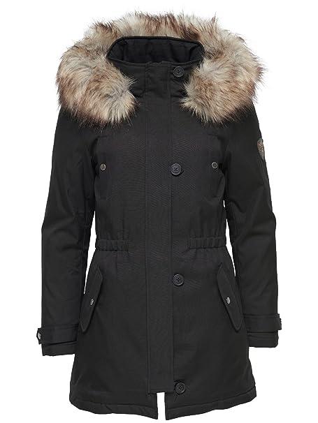 lowest price 1184a 8d455 ONLY Damen Onlsiri Parka OTW Mantel