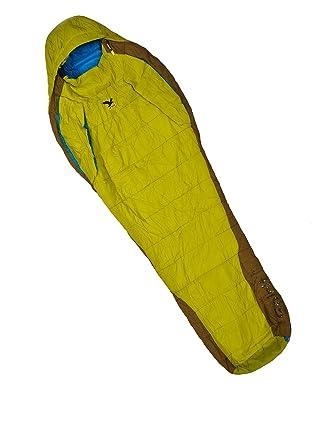 SALEWA Spirit 3d Flex 5 Sb - Saco de dormir sintético amarillo Citronelle Green Talla:LEFT: Amazon.es: Deportes y aire libre
