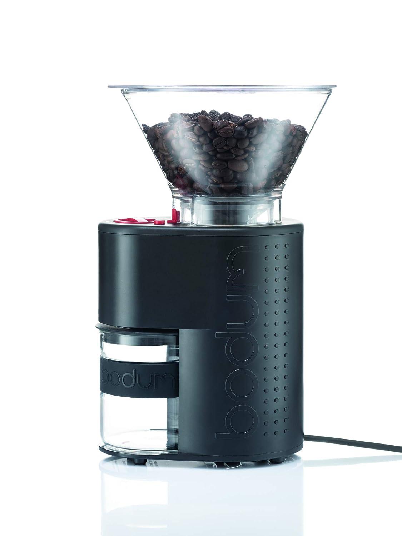 Bodum - Molinillo de café, color negro: Amazon.es: Hogar