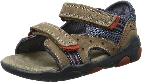 Beach Dug FST Athletic Sandals Brown
