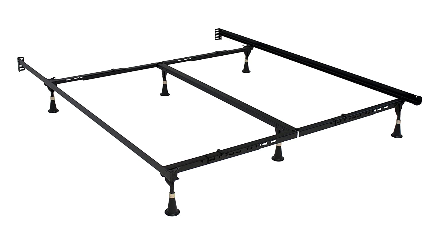 Amazon.com: Hollywood Bed Frames 3270BSG Premium Lev-R-Lock Bed ...