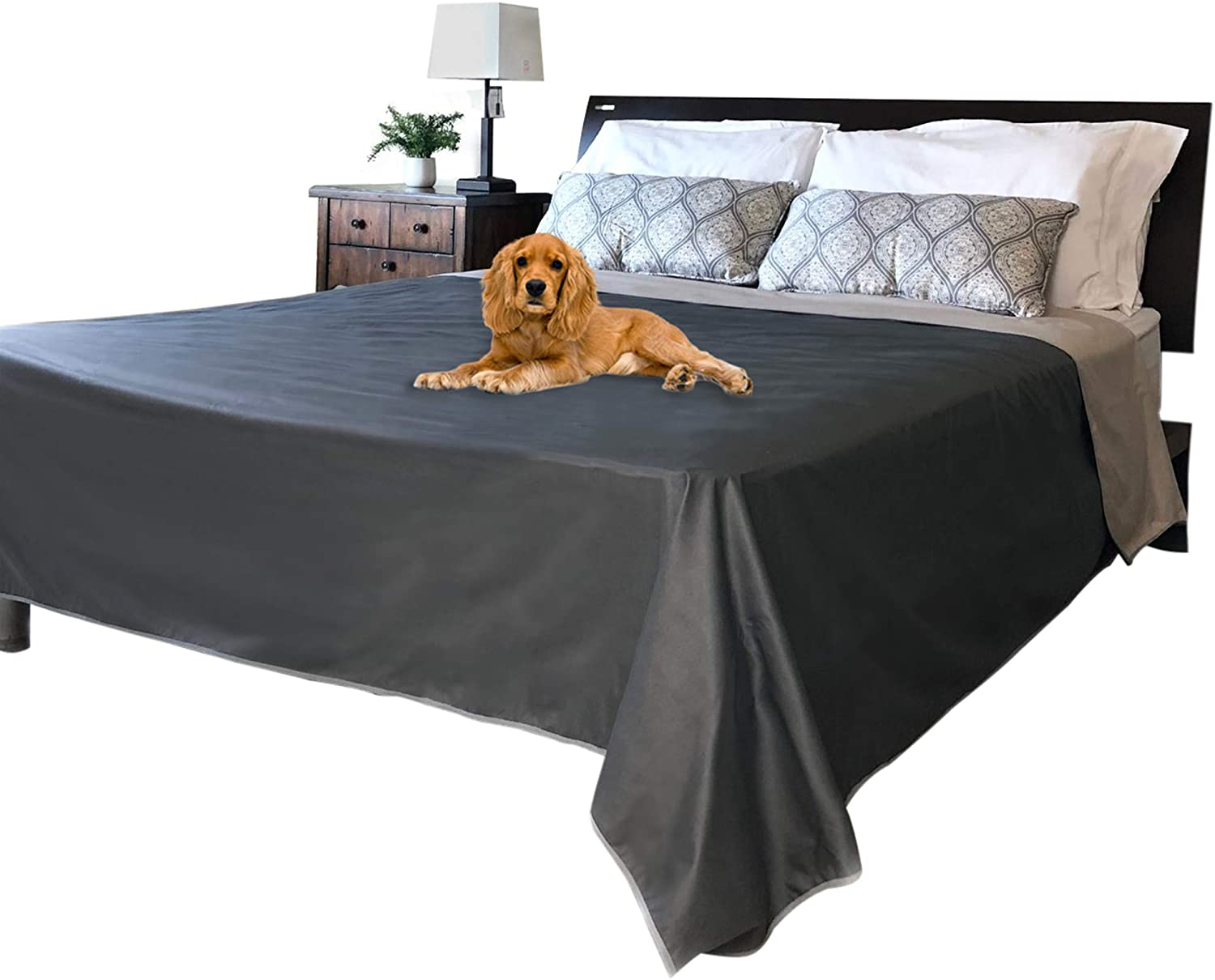 """Waterproof Blanket Cover for Dogs, Cats and People 