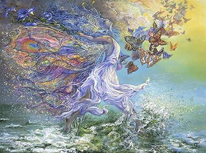 Amazon.com: Great Art Now Joie De Vivre by Josephine Wall Art Print ...