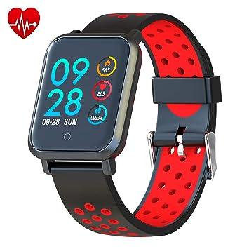 COLMI Reloj Inteligente, Bluetooth Fitness Monitor de Actividad ...