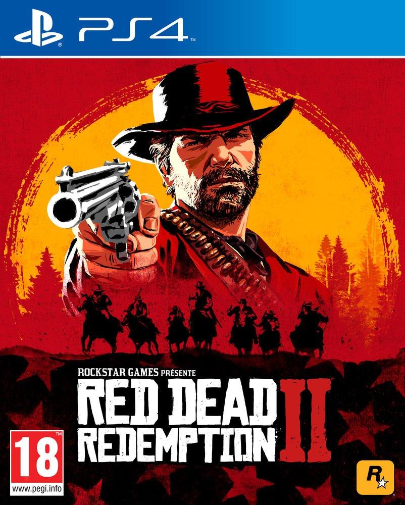 Red Dead Redemption II - PS4 | Rockstar Studios. Programmeur