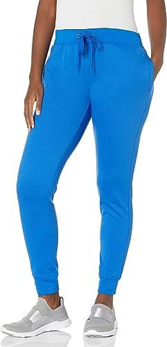 Ladies Crosshatch Jogging Bottoms Womens Running Trouser Fleece Lined Casual New