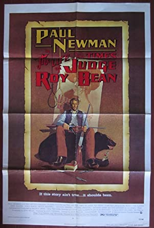 1972 movie the life and times of judge roy bean
