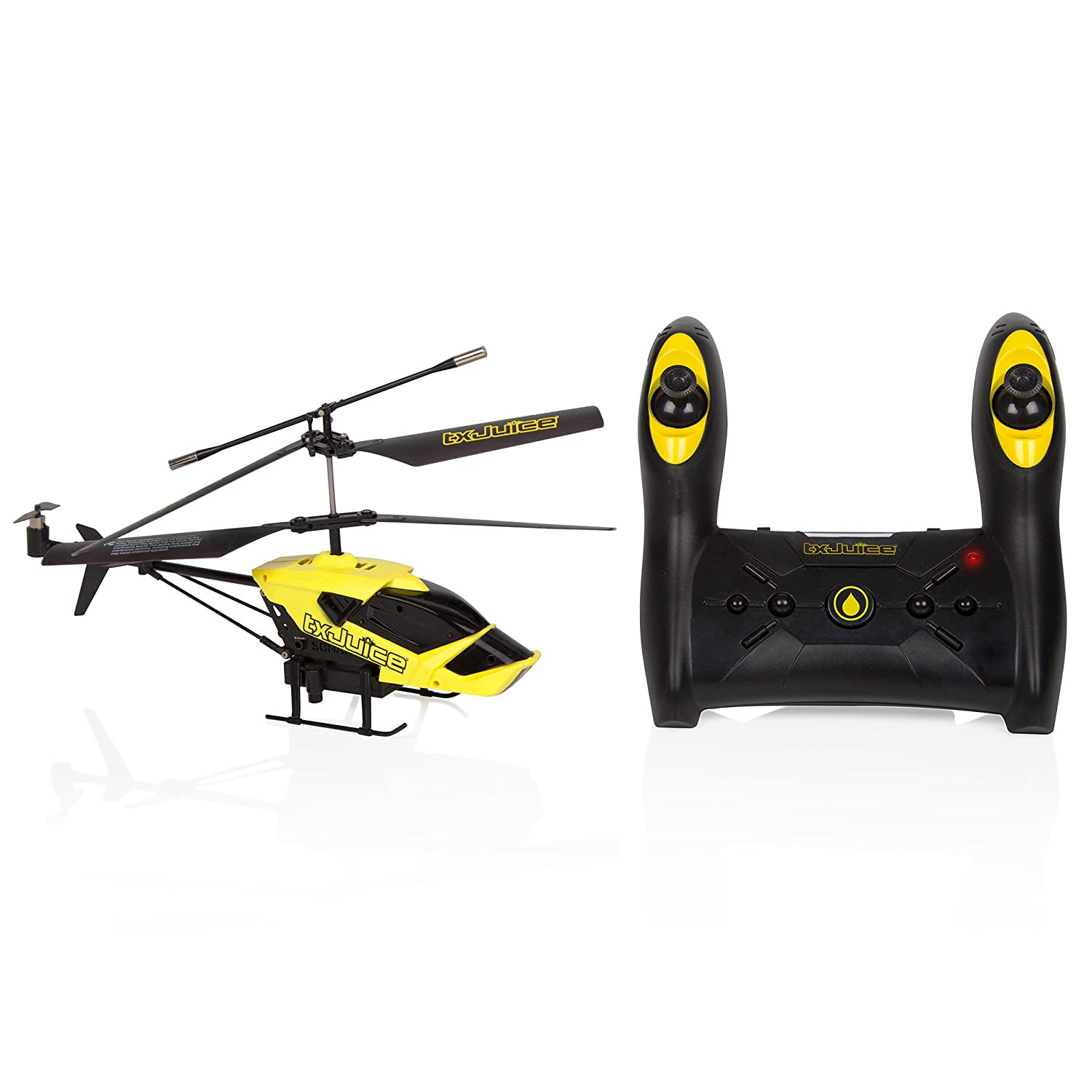 Amazon TX Juice Sonar Copter The First Helicopter with