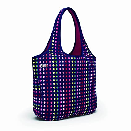 acc4e0367524 Amazon.com  BUILT Essential Designer Neoprene Tote Bag