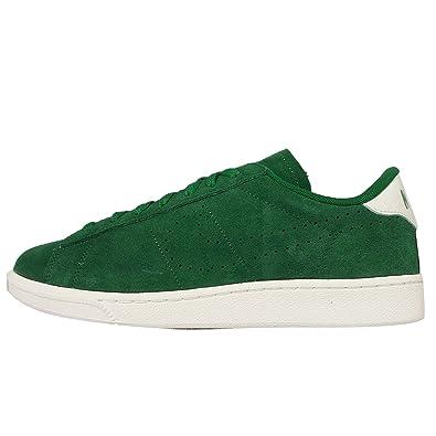 brand new be7cf a9094 Nike Mens Tennis Classic CS Suede, PINE GREEN PINE GREEN-IVORY, 9