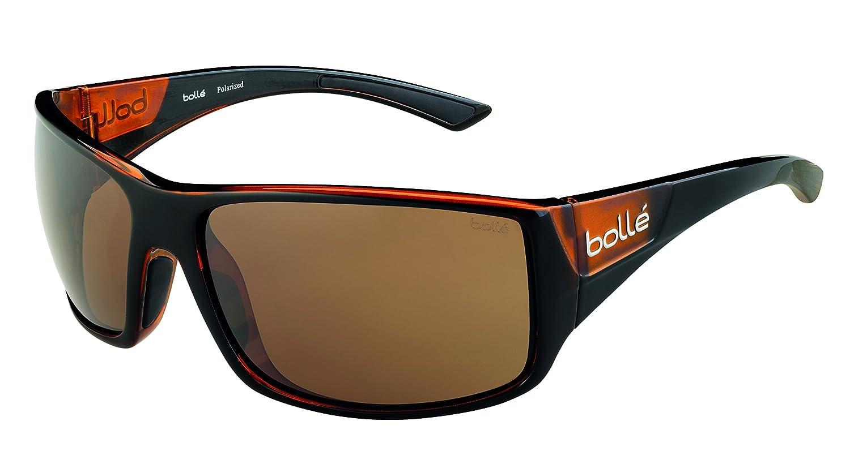 Bollé Tigersnake Gafas de Sol multicolor Shiny Black/Matte Brown Talla:Large: Amazon.es: Deportes y aire libre