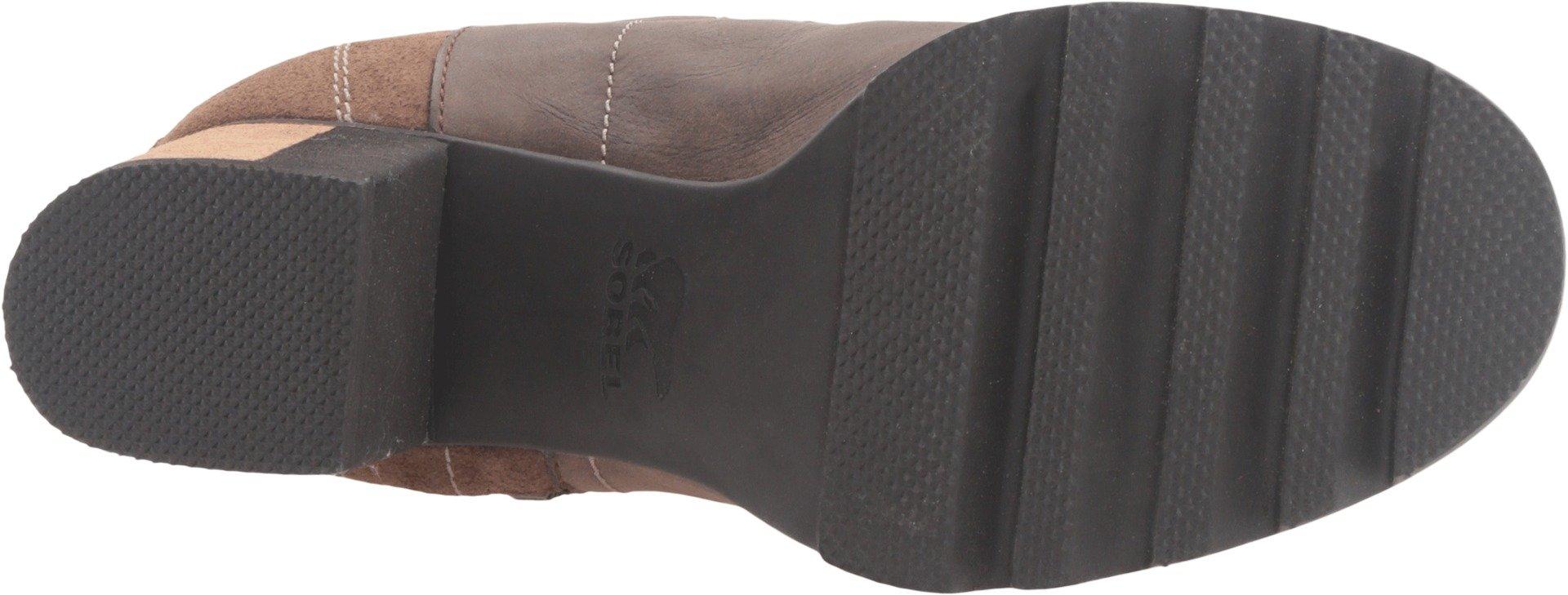 Sorel Addington Tall Boot - Women's Umber / Black 8.5 by SOREL (Image #3)