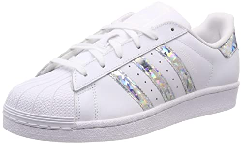nuovo stile e5c85 351e2 adidas Unisex Kids' Superstar J Gymnastics Shoes: Amazon.co ...