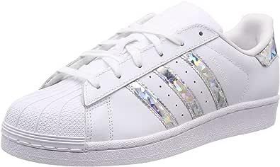 adidas Superstar J, Unisex Adulto