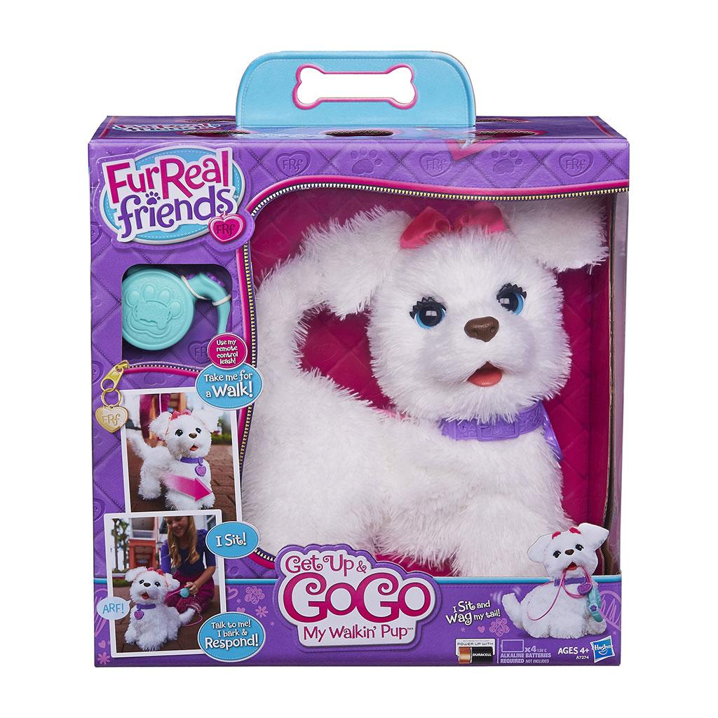 Top Furreal Friends Toys : Amazon furreal friends get up gogo my walkin pup