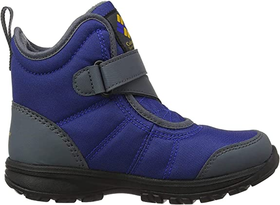 Columbia Unisex Kids' Hiking Shoes, Waterproof,Columbia