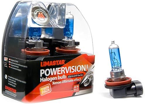 H8 Birne Xenon Optik Nebelscheinwerfer Auto Lampen Blue White Pgj19 1 12v 35w Glühlampe Ultra Weisses Autolicht Auto