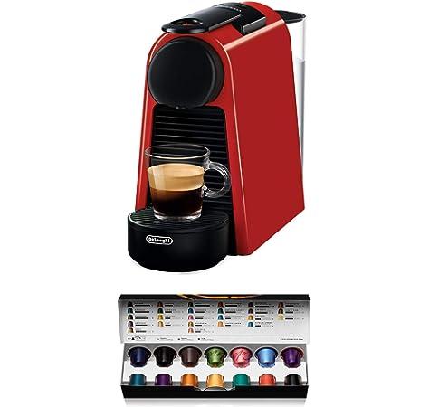 Nespresso XN7415 Roja EU, Acero Inoxidable, Citiz Granate: Amazon.es: Hogar