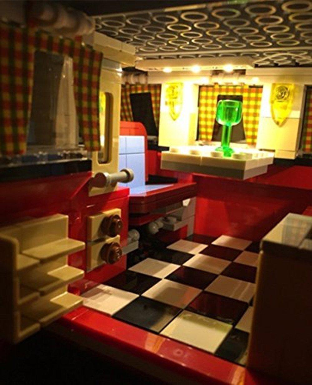 LED Licht Kit für for Lego Volkswagen T1 Campingbus VW, Led ...