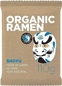 Spiral Foods Organic Shoyu Ramen Noodles 110 g