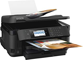 Epson WorkForce WF-7710 Printer For Transfer Paper